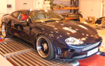 XKR 4.0 Jaguar Cannon Ball Special