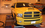 "Ram ""Rumble Bee"" Pick Up 5.7Lt"