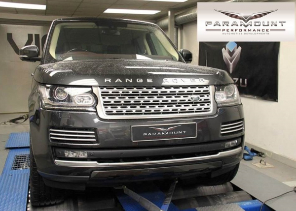 2014/ 2019 Range Rover Tuning and Remapping
