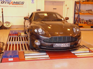 Aston Martin DBS Tuning and ECU remapping