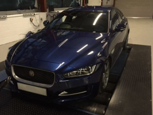 Jaguar XE 2.0 Diesel Tuning and Jaguar XE Remap Tuning