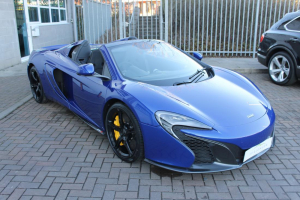 McLaren 650 Tuning and ECU Remapping