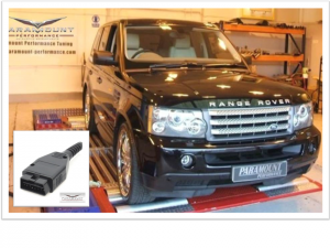 Range Rover 4.2 Tuning – Home switchable tuning