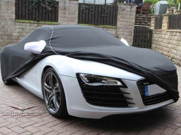 Audi R8 Car Cover – Luxury Custom Tailored Indoor Car Cover for your Audi R8