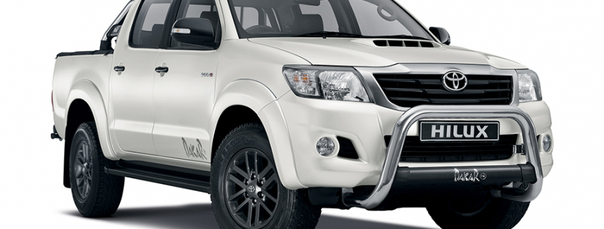 hilux tuning