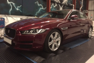 Jaguar XE V6 Tuning and Jaguar XE Remap Tuning