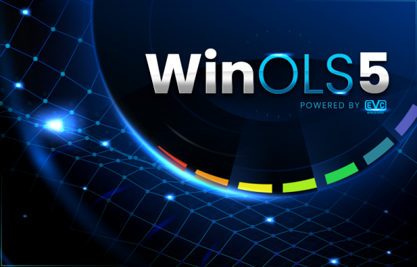 EVC WinOLS 5 Software