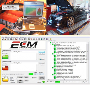 Online Car Tuning Training